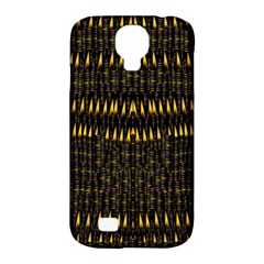 Hot As Candles And Fireworks In The Night Sky Samsung Galaxy S4 Classic Hardshell Case (pc+silicone) by pepitasart
