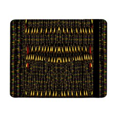 Hot As Candles And Fireworks In The Night Sky Samsung Galaxy Tab Pro 8 4  Flip Case by pepitasart