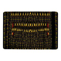 Hot As Candles And Fireworks In The Night Sky Samsung Galaxy Tab Pro 10 1  Flip Case by pepitasart