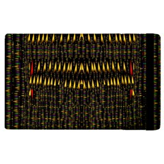 Hot As Candles And Fireworks In The Night Sky Apple Ipad Pro 12 9   Flip Case by pepitasart
