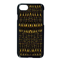 Hot As Candles And Fireworks In The Night Sky Apple Iphone 8 Seamless Case (black) by pepitasart