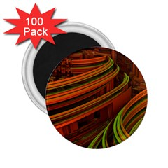 Science Fiction Technology 2 25  Magnets (100 Pack)  by Celenk