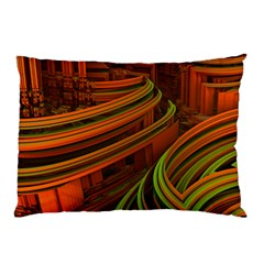 Science Fiction Technology Pillow Case (two Sides)