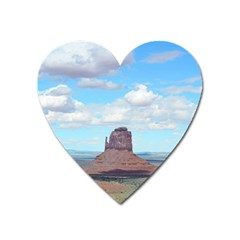 Canyon Design Heart Magnet