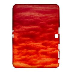 Red Cloud Samsung Galaxy Tab 4 (10 1 ) Hardshell Case  by Celenk