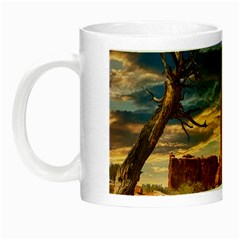 Bryce Canyon Usa Canyon Bryce Night Luminous Mugs by Celenk