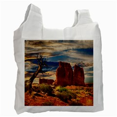 Bryce Canyon Usa Canyon Bryce Recycle Bag (one Side)