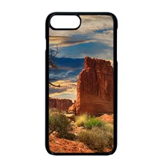 Bryce Canyon Usa Canyon Bryce Apple Iphone 8 Plus Seamless Case (black)