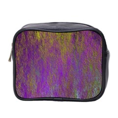 Background Texture Grunge Mini Toiletries Bag 2 Side