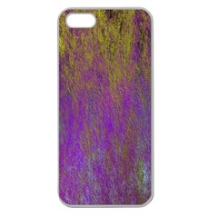 Background Texture Grunge Apple Seamless Iphone 5 Case (clear) by Celenk