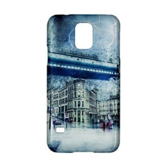 Storm Weather Nature Thunderstorm Samsung Galaxy S5 Hardshell Case  by Celenk