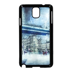 Storm Weather Nature Thunderstorm Samsung Galaxy Note 3 Neo Hardshell Case (black)