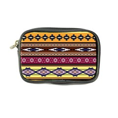 Colorful Tribal Art   Boho Pattern Coin Purse by tarastyle