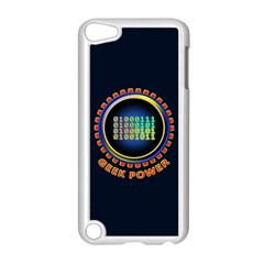 Geek Power Apple Ipod Touch 5 Case (white) by linceazul