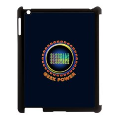 Geek Power Apple Ipad 3/4 Case (black) by linceazul