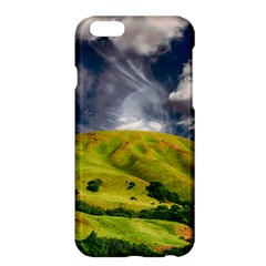 Hill Countryside Landscape Nature Apple Iphone 6 Plus/6s Plus Hardshell Case