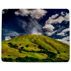 Hill Countryside Landscape Nature Jigsaw Puzzle Photo Stand (rectangular) by Celenk
