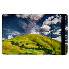 Hill Countryside Landscape Nature Apple Ipad Pro 12 9   Flip Case by Celenk