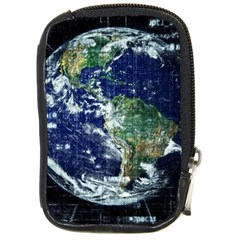 Earth Internet Globalisation Compact Camera Cases