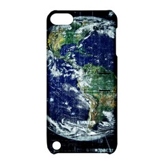 Earth Internet Globalisation Apple Ipod Touch 5 Hardshell Case With Stand by Celenk