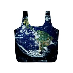 Earth Internet Globalisation Full Print Recycle Bags (s)  by Celenk