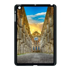 Abbey Ruin Architecture Medieval Apple Ipad Mini Case (black) by Celenk