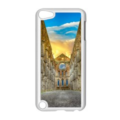Abbey Ruin Architecture Medieval Apple Ipod Touch 5 Case (white)