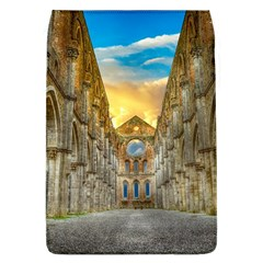Abbey Ruin Architecture Medieval Flap Covers (l)  by Celenk