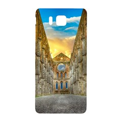 Abbey Ruin Architecture Medieval Samsung Galaxy Alpha Hardshell Back Case