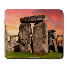 Stonehenge Ancient England Large Mousepads by Celenk