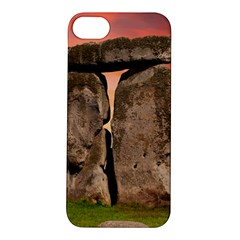 Stonehenge Ancient England Apple Iphone 5s/ Se Hardshell Case by Celenk