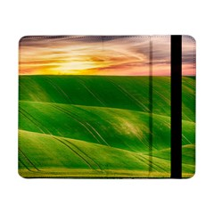 Hills Countryside Sky Rural Samsung Galaxy Tab Pro 8 4  Flip Case