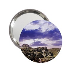 Mountain Snow Landscape Winter 2 25  Handbag Mirrors