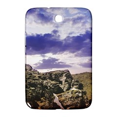 Mountain Snow Landscape Winter Samsung Galaxy Note 8 0 N5100 Hardshell Case  by Celenk