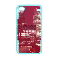 London England City Apple Iphone 4 Case (color) by Celenk
