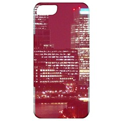 London England City Apple Iphone 5 Classic Hardshell Case by Celenk