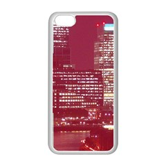 London England City Apple Iphone 5c Seamless Case (white) by Celenk