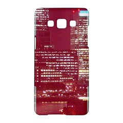 London England City Samsung Galaxy A5 Hardshell Case  by Celenk