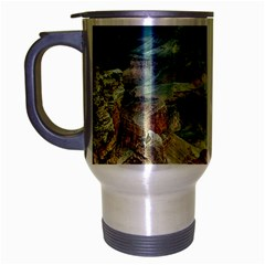 Canyon Mountain Landscape Nature Travel Mug (silver Gray)