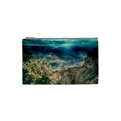Canyon Mountain Landscape Nature Cosmetic Bag (small)