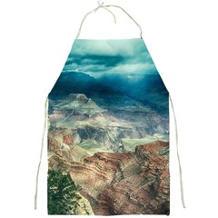 Canyon Mountain Landscape Nature Full Print Aprons by Celenk