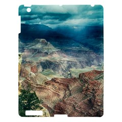 Canyon Mountain Landscape Nature Apple Ipad 3/4 Hardshell Case by Celenk