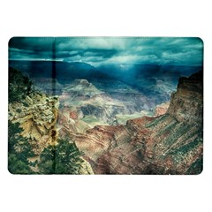Canyon Mountain Landscape Nature Samsung Galaxy Tab 10 1  P7500 Flip Case by Celenk
