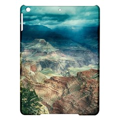 Canyon Mountain Landscape Nature Ipad Air Hardshell Cases by Celenk