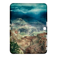 Canyon Mountain Landscape Nature Samsung Galaxy Tab 4 (10 1 ) Hardshell Case  by Celenk