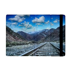 Nature Landscape Mountains Slope Ipad Mini 2 Flip Cases