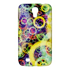 Background Texture Rings Samsung Galaxy Mega 6 3  I9200 Hardshell Case by Celenk