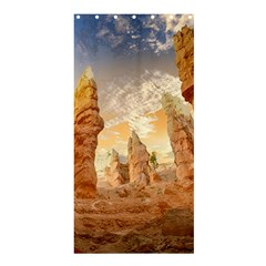Canyon Desert Landscape Scenic Shower Curtain 36  X 72  (stall)