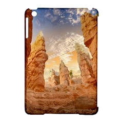 Canyon Desert Landscape Scenic Apple Ipad Mini Hardshell Case (compatible With Smart Cover) by Celenk