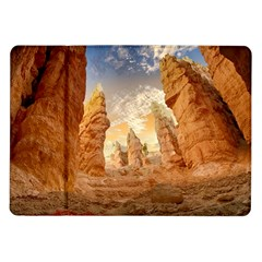 Canyon Desert Landscape Scenic Samsung Galaxy Tab 10 1  P7500 Flip Case by Celenk